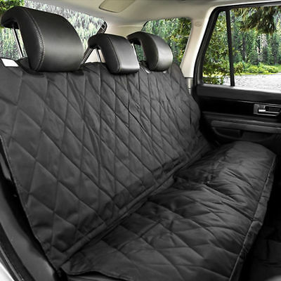VOLVO S80 ALL YEARS Heavy Duty Waterproof Single Seat Cover Protector Black