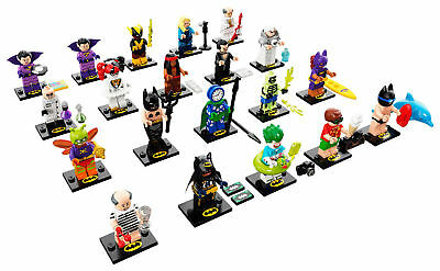 Lego Figurine Minifigure Batman Movie Série 2 - Série 71020 - Choose Minifig