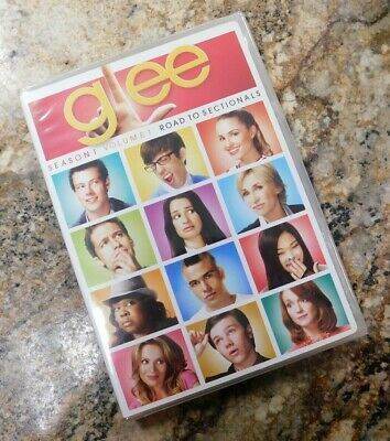 GLEE: SEASON 1 Volume 2 - Road to Regionals = NEW DVD R4