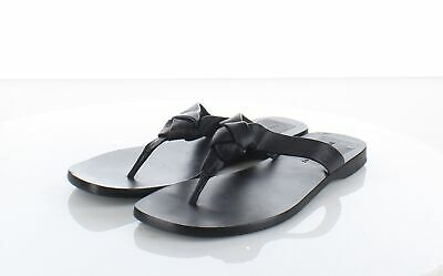 5eec61a4193b8 FRYE THONG Sandals Womens Size 9.5M Cream Leather Knots -  39.99 ...