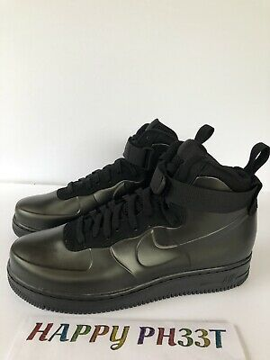 best sneakers a212c bff73 NIKE AIR FORCE 1 FOAMPOSITE CUP 🏆- Triple Black- AH6771-001 - NEW