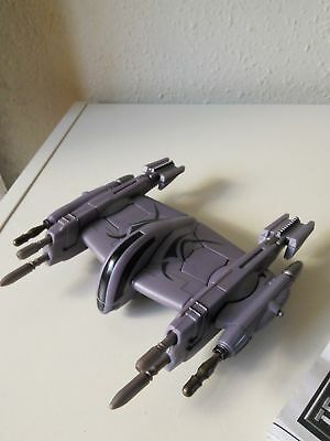 TRANSFORMERS STAR WARS MAGNAGUARD STARFIGHTER COMPLETE, Crossovers 2009
