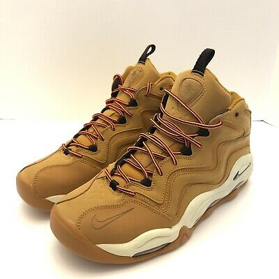 the best attitude fb652 6602d Nike Air Pippen 1 Basketball Sneakers Wheat Desert Mens Size 9 325001-700  New
