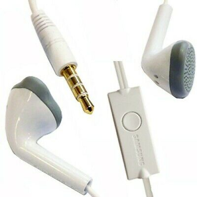 Samsung Handsfree Headphones Earphones for Galaxy S4 S5 Note 2 3, J320, J330