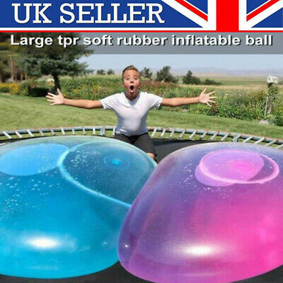 Super Soft Wubble bubble ball Bubble Ball Firm Ball Stretch Sports Kids Play Toy
