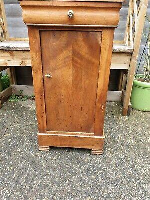 Beautiful French Solid Oak Vintage Pot Cupboard/Cabinet