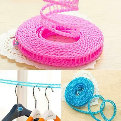 Nylon Clothes Hanging Drying Ropes Non-Slip Windproof Clothes Washing WST 01