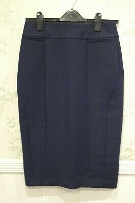 BNWT REISS RED CHRISTA Ultimate Lined Cute RED Christmas Party Skirt Now £23