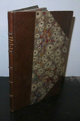 Relation of the Captivity of the Brother of Louis XVI 1823 Fine Binding Napoleon