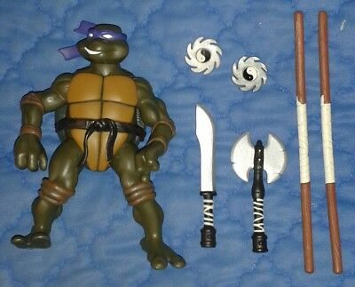 2002 Original *** Don Donatello Complete *** Teenage Mutant Ninja Turtles Tmnt