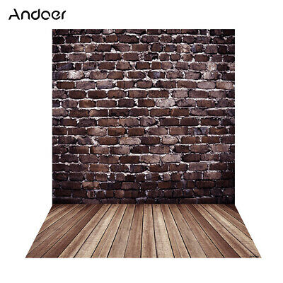 1.5*2m Big Photography Background Backdrop for photo Studio Dark brick wall Q1O7