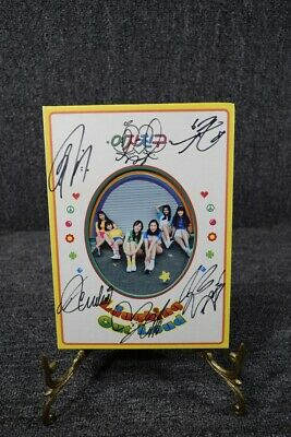 ONLY 12 LEFT-GFriend Signed Laughing Out Loud 1st Album - CD + Booklet