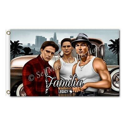 Blood In Blood Out Familia 3ftx5ft Flag Banner collectible item limited edition