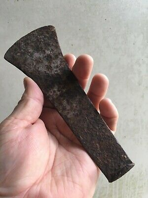 Celtic Flared Bit Flat Axe Early Iron Age