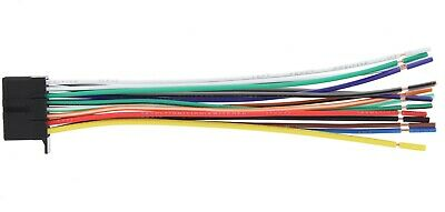 16PIN WIRE HARNESS FOR PIONEER AVIC-W8400NEX AVICW8400NEX *SHIPS TODAY *