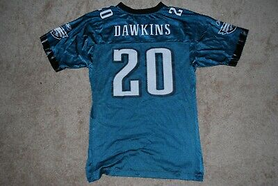 e1c38ef09 #20 Brian Dawkins Philadelphia Eagles Green NFL Jersey (Youth X-Large)  Reebok