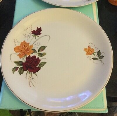 Alfred Meakin GLO White Dinner Plate