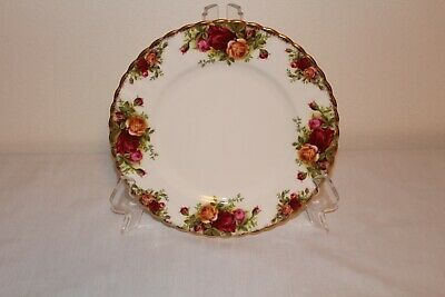 "Royal Albert Old Country Roses 8 1/8"" Salad Plate"