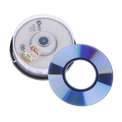 10Pcs/Box 1.4GB 30Min 1-8X Blank Mini 8CM DVD-R DVD Recordable Disc White New