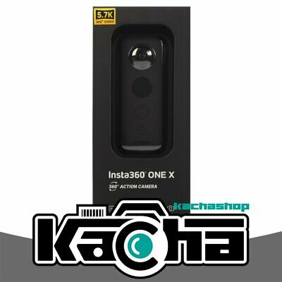 NUOVO Insta360 ONE X 360 Action Camera