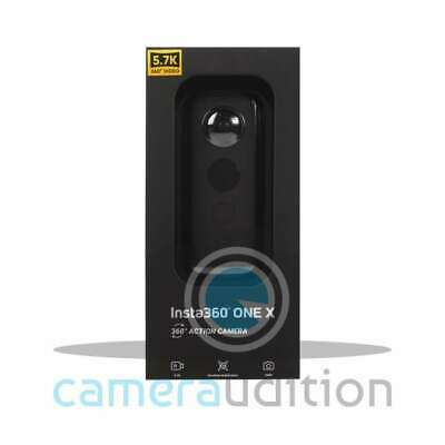 Genuino Insta360 ONE X 360 Action Camera