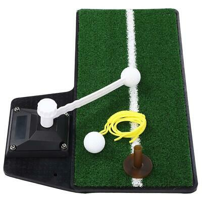 Indoor Outdoor Golf Line Speed Trap Base Swing Hitting Putting Practice Aid Tool