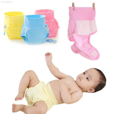 F1B8 Cotton Baby Nappies Potty Cloth Newborn Children Baby Diapers Training