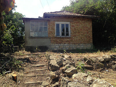 House property home real estate 2000 sq.m. plot Varna area overseas Bulgaria