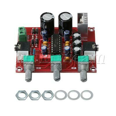 XH-M151 XR1075 DC/AC12V BBE Preamp Tone Board with Mounting Parts