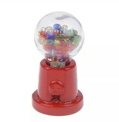 Coles Little Shop Mini Collectables - GUMBALL Machine 1:12 Miniature
