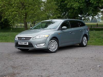 Ford Mondeo 2.0TDCi 140 2007.5MY Ghia ESTATE
