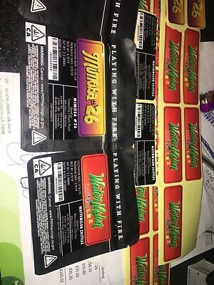Jungle Boys 3.5 G Mylar Bags Sf Cali X 100 With Stickers Not Cookies Runtz Billy