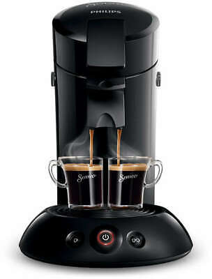 Philips Senseo Original HD6554/68 Padmaschine Kaffee-Boost Crema Plus schwarz