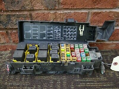 jeep liberty engine fuse box relay block 05 06 07 2005 2006 2007 oem  56050741