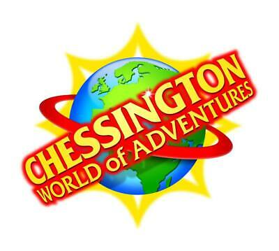 CHESSINGTON TICKETS ~ FRIDAY 7 JUNE ~ ALL DAY ENTRY TO RIDES & ZOO {8 available}