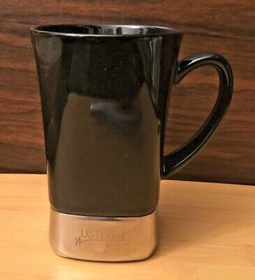 Sovrano Ceramic and Stainless Steel Cup Mug - UST Global