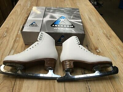 Patin à glace Jackson EXCEL JS1290 Taille 37,5 neuf 861178207844
