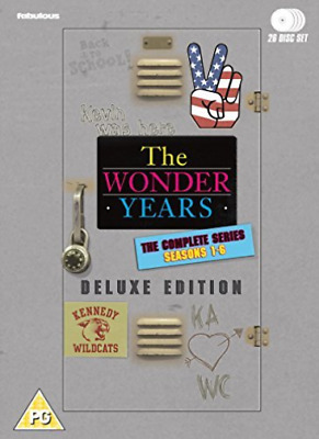 The Wonder Years Complete Series (Uk Import) Dvd New