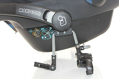 BUMBLERIDE Indie Single Car Seat Adapter für Maxi Cosi , Cybex