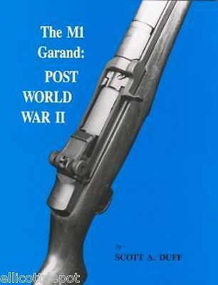 The M1 Garand: Post World War II , by Scott Duff ..  HRA SA IHC  bayonet  part