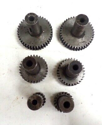 "Southbend lathe gear #758 5//8/"" I.D. 4-1//4/"" D 66 teeth"