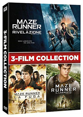 Maze Runner Boxset (3 Dvd) - (Italian Import) (UK IMPORT) DVD NEW