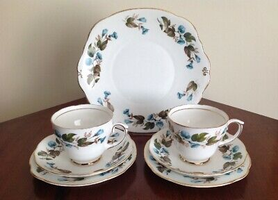 Duchess Vintage Bone China Tea For Two Afternoon Party Wedding