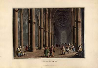 Syria-TORTOSA-Syrien - Aquatinta - R. Bowyer-Luigi Mayer,1810