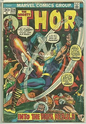 Thor U-PICK ONE #197 or 198 Marvel Bronze Age Issues PRICED PER COMIC