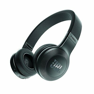 JBL E45BT On-Ear Bluetooth Wireless Headphones JBLE45BTBLK