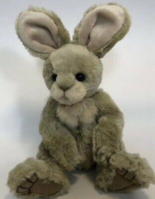 BIANCA Charlie Bears 11 inch  A wonderful bunny for your collection! Adorable