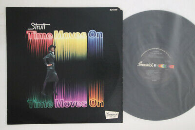 LP STRUTT Time Moves On BL754206 BRUNSWICK UNITED STATES Vinyl