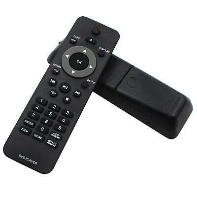 New Fit For Philips DVD Player Remote Control DVP1013 RC-5610 RC-5721 DVP2800