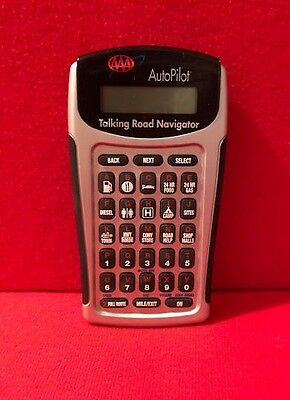 AAA TALKING ROAD Navigator Autopilot GPS Directions Tracking